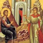 Sonntag der Samariterin, Apostel Simon der Zelot