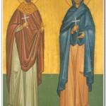 Martyrer Timotheos & Mavra, Petros von Argos