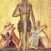 Selige Onouphrios von Ägypten & Petros vom Berg Athos