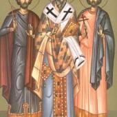 4 Matthäussonntag, Übertragung der Reliquien von Kyros und Johannes, der Uneigennützigen