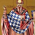 Dorotheos von Tyros, Nikandros, Apollon, Gorgias und die anderen Martyrer