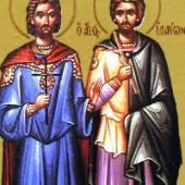 6. Matthäussonntag, Martyrer Proklos & Ilarion, Veroniki die blutflüssige Frau