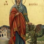 Großmartyrerin Marina, Martyrer Speratos und seine Begleiter