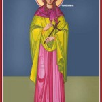 Maria Magdalini die Myrontragende, Martererjungfrau Markella