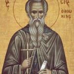 5. Matthäussonntag, Athanasios vom Athos, seliger Lambadós