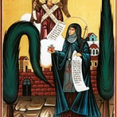Apostel und Diakone Próchoros, Nikánor, Tímon, Parmenás, Irini Chrysovalántou