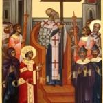 Die Erhöhung des ehrbaren Kreuzes