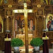 Sonntag vor der Kreuzerhöhung, Weihe der Auferstehungskirche