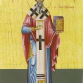 13. Matthäussonntag, Alexander, Johannes und Paulus, Patriarchen von Konstantinopel