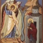 14. Matthäussonntag, Gedenken des Wunders des Erzengels Michael in Chones