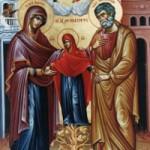 Die Gottesahnen Joachim und Anna, Gedenken des 3. Ökumenischen Konzils