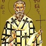 Martyrerpriester Phokás Bischof von Sinopi, Phokas der Gärtner