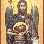 Enthauptung des Johannes des Vorläufers