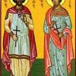 6. Lukassonntag, Martyrer Markianos & Martyrios, Tabitha