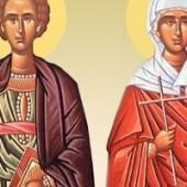 Martyrer Galaktion und Epistimi, Apostel Ermas & Linos