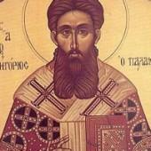 Apostel Philippos, heiliger Grigorios Palamas Bischof von Thessaloniki