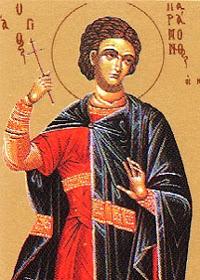 8. Lukassonntag, Martyrer Parámonos und die 370 Martyrer mit ihm