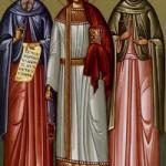 8. Lukassonntag, Martyrer und Bekenner Gourias, Samonas und Avivos