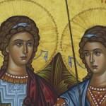 7. Lukassonntag, Synaxis der Erzengel Michael und Gabriel