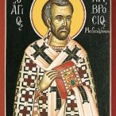 Ambrosios, Bischof von Mailand, Martyrer Athinódoros