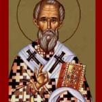 Sylvester von Rom, Martyrerpriester Theagenis, Serafim von Sarov