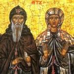 Selige Xenophon & Maria und ihre Gefolgschaft