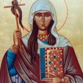 Die auf Sinai und in Raitho getöteten Seligen, Apostelgleiche Nina, Martyreri Agni