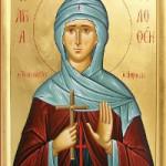 Philothéi von Athen, Apostel Archippos
