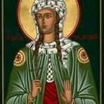 Porphyrios von Gaza, Grossmartyrerin Photini die Samariterin