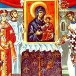 1. Fastensonntag, Sonntag der Orthodoxie. Gedächtnis der im Kloster des heiligen Sabbas getöteten Mönchsväter