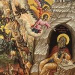 4. Fastensonntag, Sonntag des seliger Johannes Klimakos, Grigorios der V. von Konstantinopel