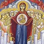 4. Gottesmutterpreisungen, Irodion, Rufos und andere Apostel