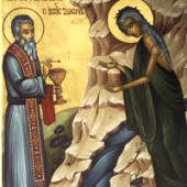5. Fastensonntag der seligen Maria der Ägypterin, Martyrerpriester Symeon