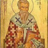 Antípas von Pergámos, selige Tryphéna