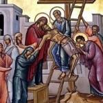 Der große und heilige Sabbat. Der Abstieg des Herrn in den Hades