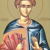 Martyrer Evpsychios, Martyrerpriester Vadimos