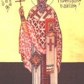 Martyrerpriester Paphnoutios, Georgios von Pisidien, der Bekenner