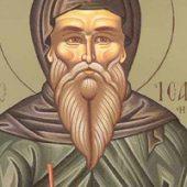 Isaakios, Abt des Klosters der Dalmatier