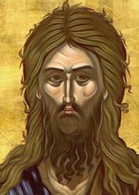 Mutter Johannes Des Täufers