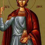MartyrerJulianos, Martyrerpriester Terentios