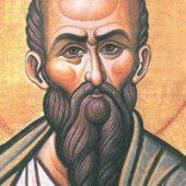 Prophet Elissäus, Methodios Patriarch von Konstantinopel