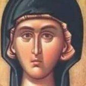 Apostel und Diakone Próchoros, Nikánor, Tímon und Parmenás, Irini Chrysovalántou