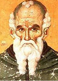 Athanasios vom Athos, seliger Lambadós
