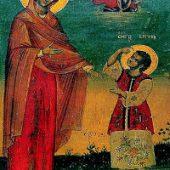 Martyrer Kírykos & Ioulitta