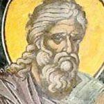 Prophet Ezekiel, MartyrerpriesterPhokás, selige Pelagia auf Tinos