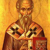 Alexander, Johannes und Paulus, Patriarchen von Konstantinopel
