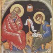 Der Hinübergang des Apostels und Evangelisten Johannes des Theologen
