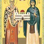 2. Lukassonntag (Feindesliebe) Kyprianos Martyrerpriester, Jungfraumartyrerin Joustini
