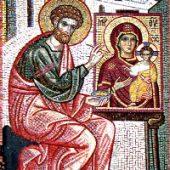 Apostel und Evangelist Lukas