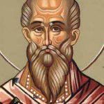 Averkios von Hierapolis, selige Rouphos und Lot